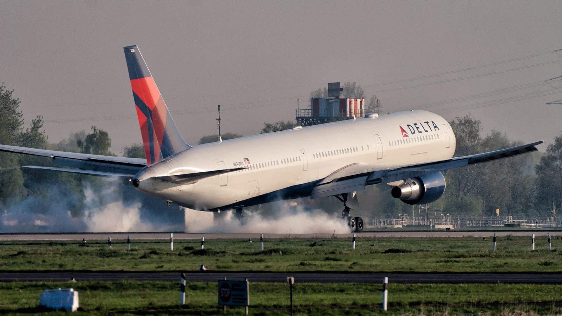Delta Air Lines, membre de SkyTeam