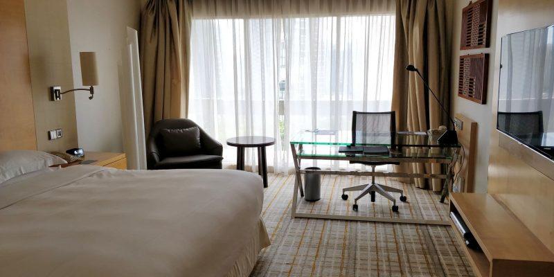 Hôtel Hilton à Singapour