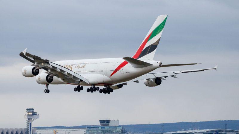 Emirates, Airbus A380