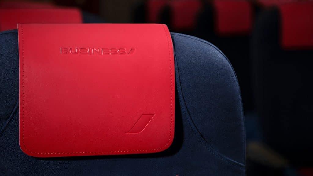 Nouvelle classe Business d'Air France