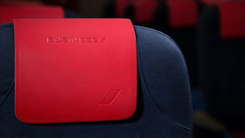 Nouvelle classe Business d'Air France