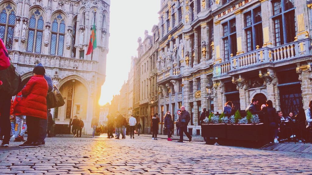 Grand-Place, à Bruxelles, en Belgique