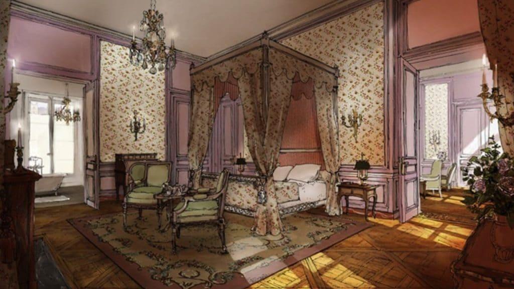 Exemple d'une suite à Versailles - Le Grand Contrôle