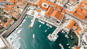 Dubrovnik, en Croatie