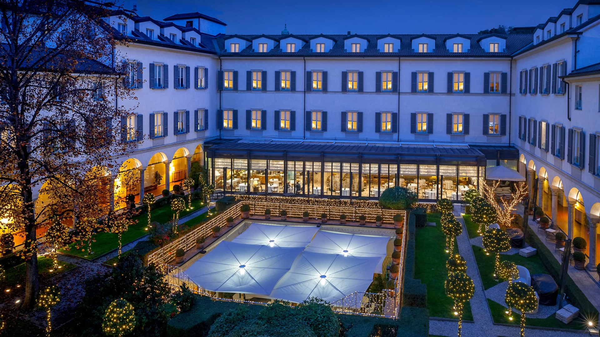 Four Seasons Hotel à Milan