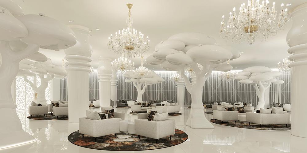 Hôtel Mondrian Doha, Qatar
