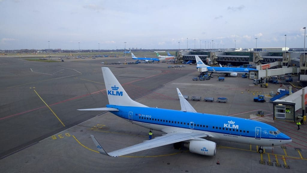 KLM, compagnie aérienne