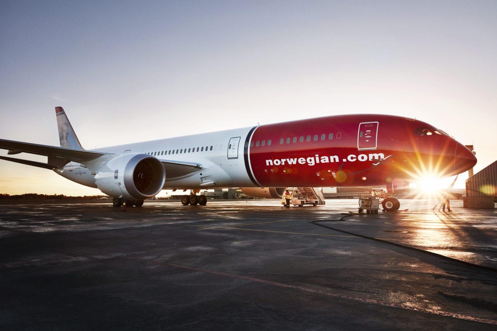 Compagnie aérienne Norwegian