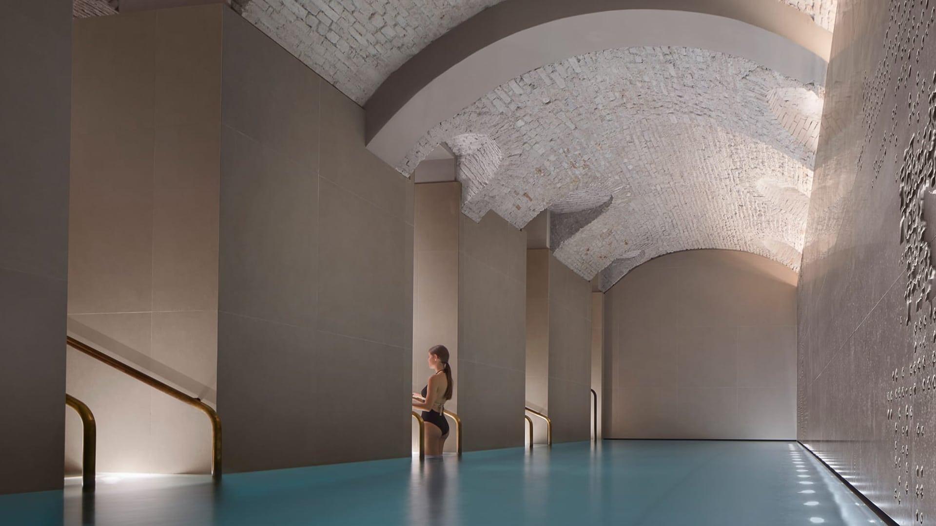 Spa au Four Seasons Hotel à Milan
