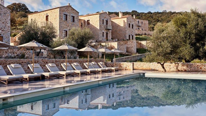 Hôtel membre de Small Luxury Hotels