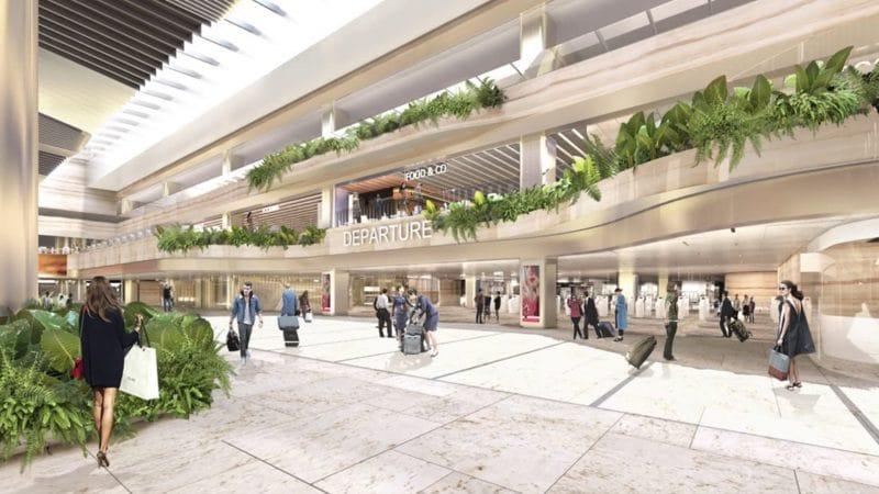 Aéroport de Changi de Singapour