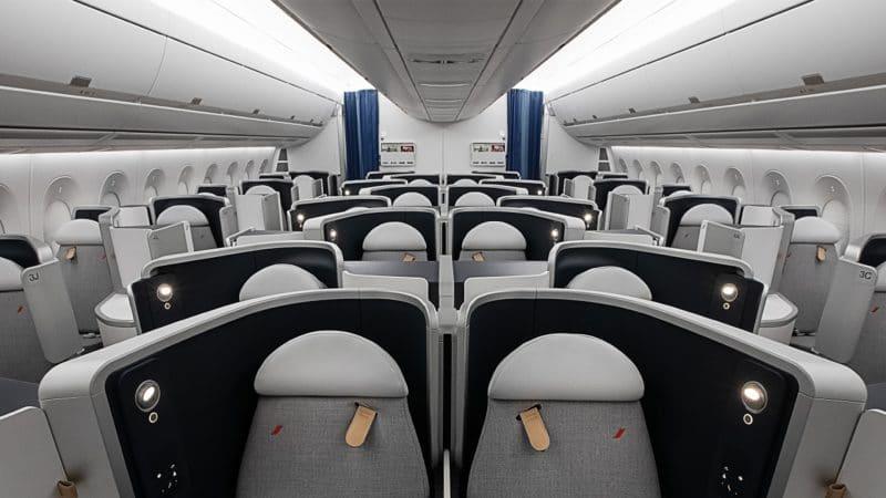 Nouveau Airbus A350 d'Air France
