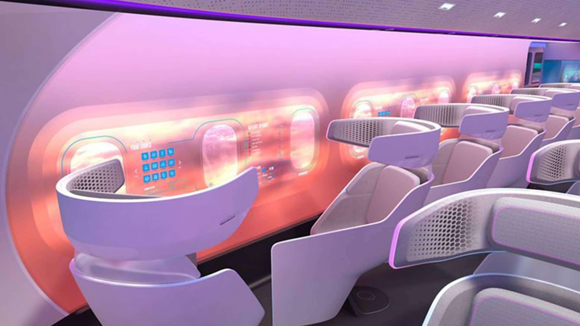 Projet Maveric d'Airbus