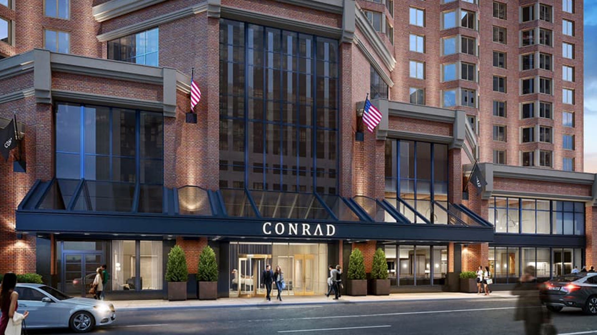 Hôtel Conrad New York Midtown
