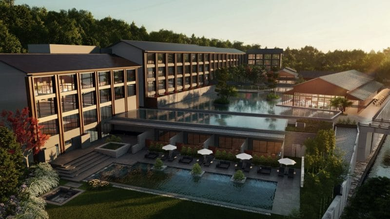 Nouvel hôtel du groupe Hilton, LXR Hotels & Resorts, à Kyoto
