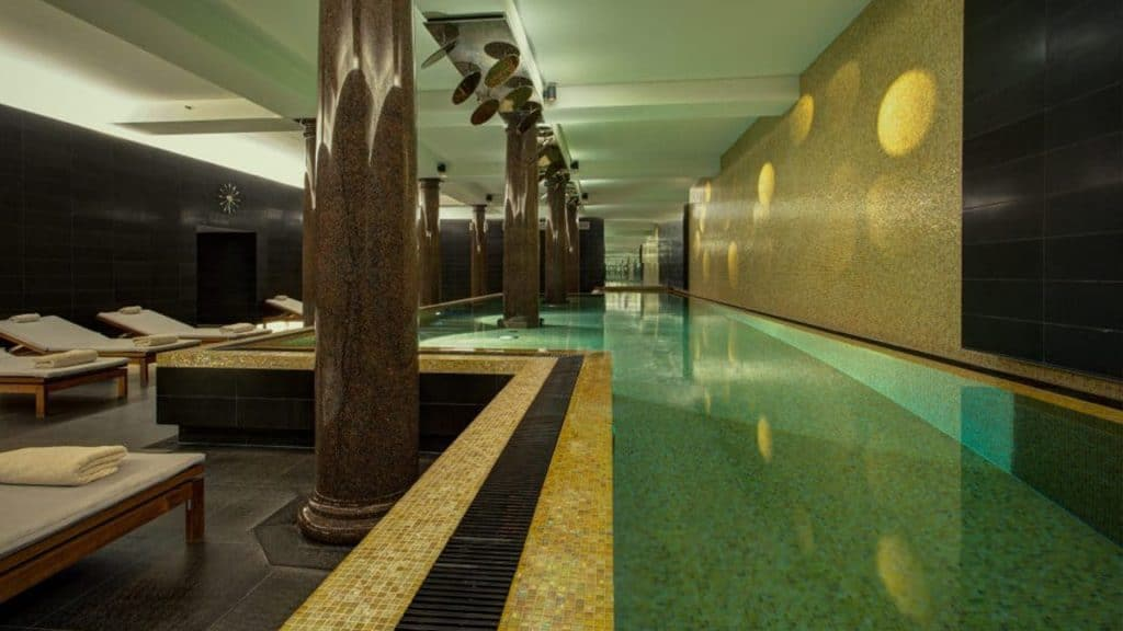 Spa à l'hôtel de Rome à Berlin