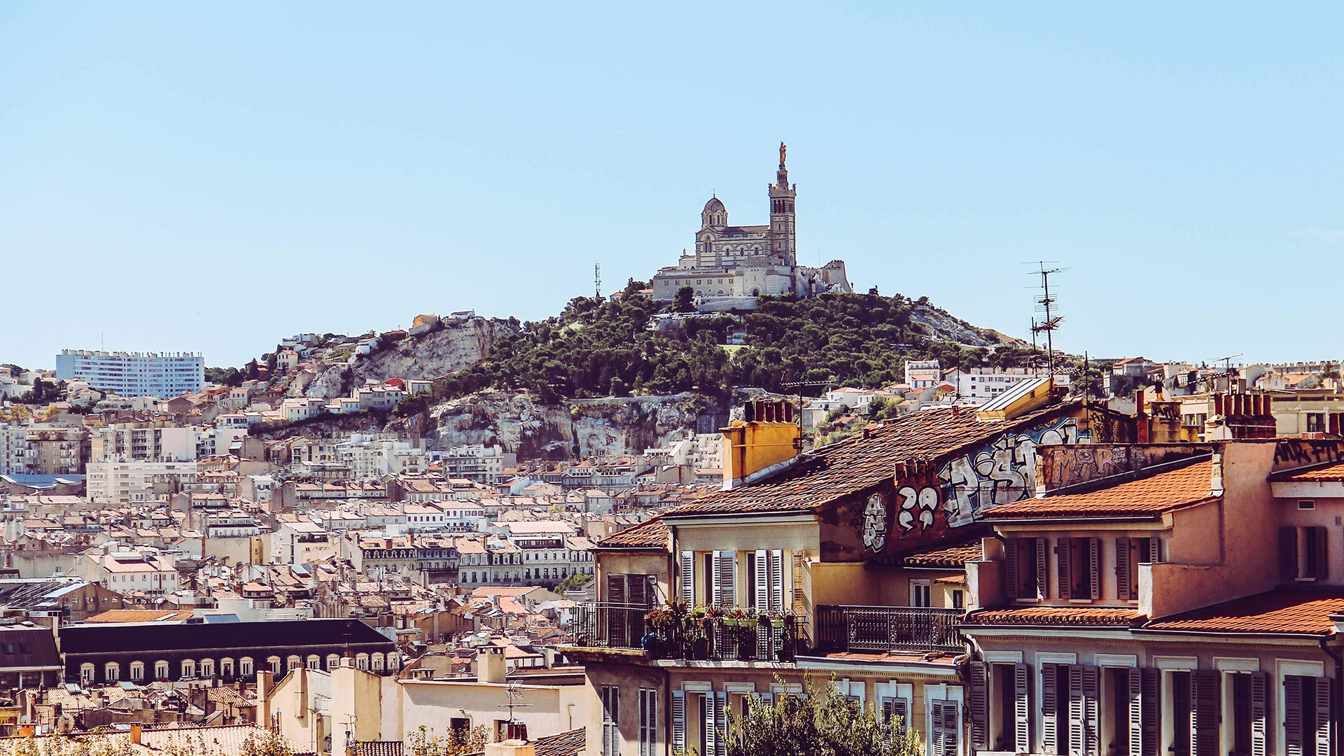 Marseille, en France
