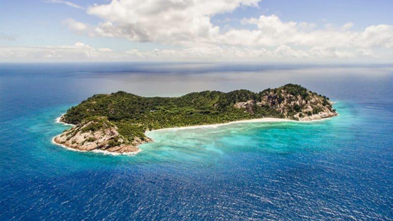 North Island Resort aux Seychelles
