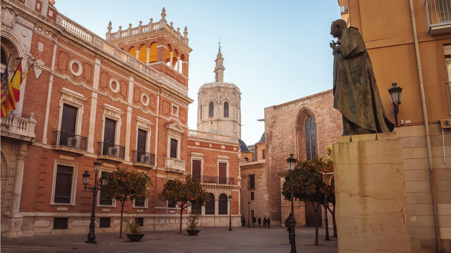 Valence, en Espagne