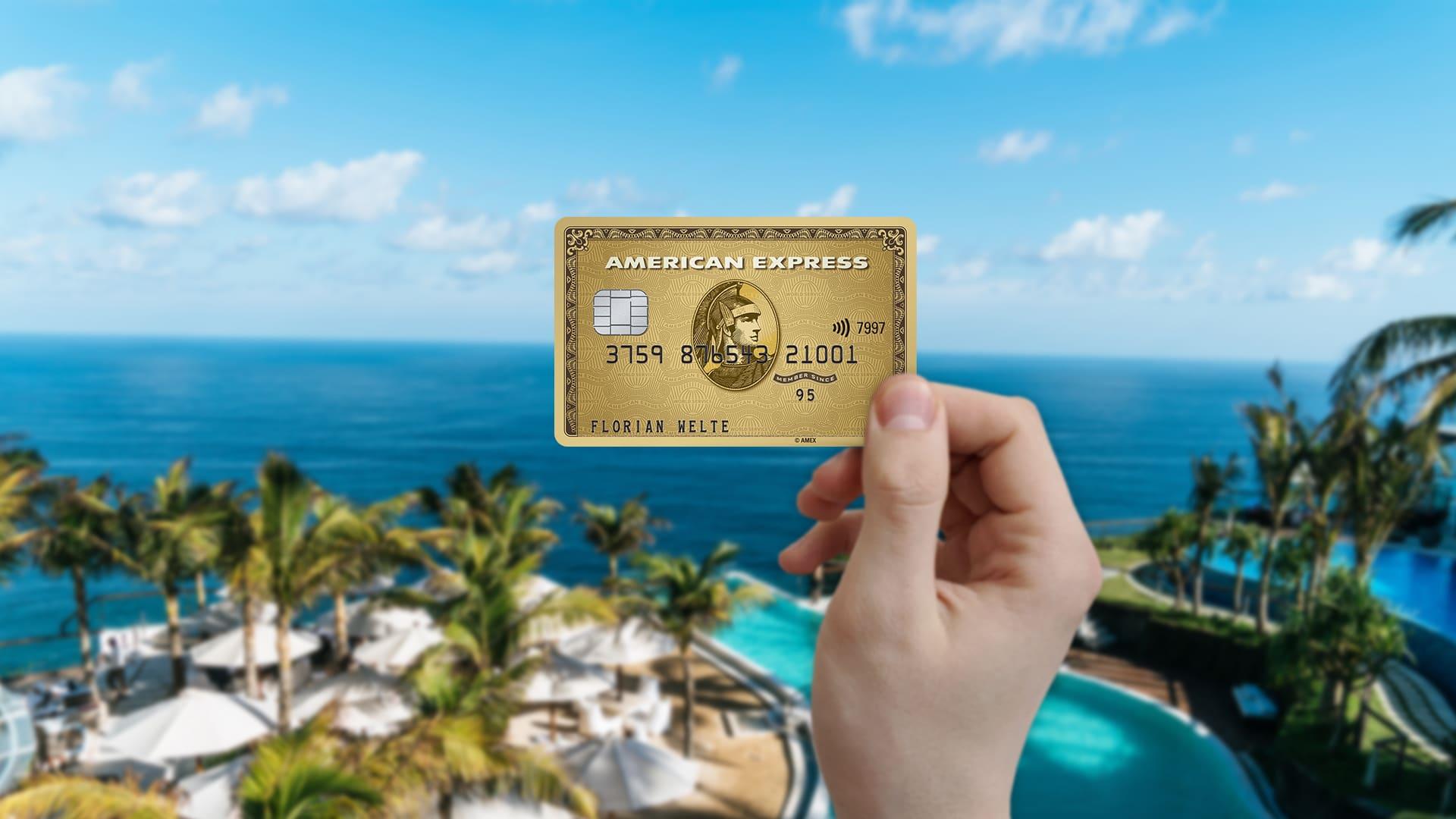 Carte Gold American Express