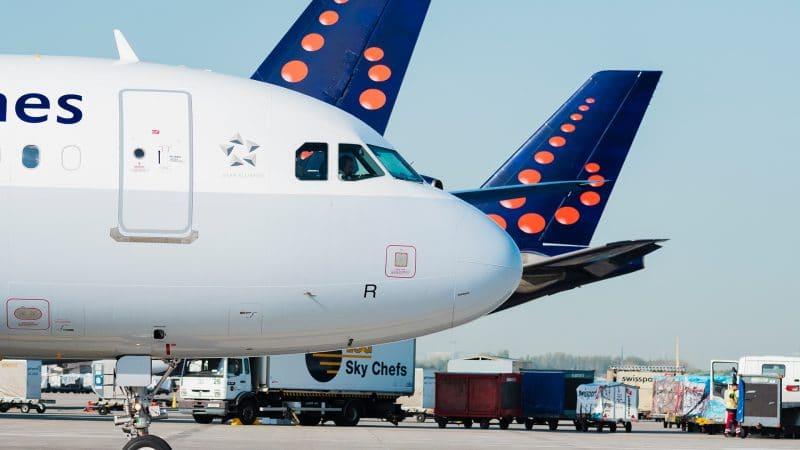 A320 de Brussels Airlines