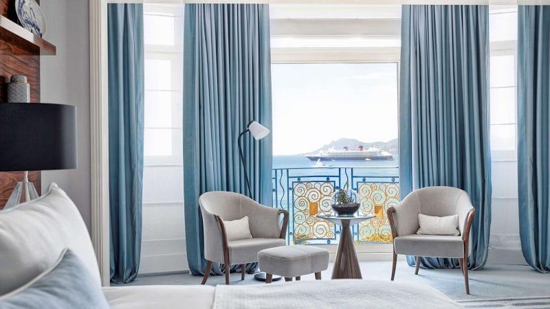 Hôtel Martinez, à Cannes