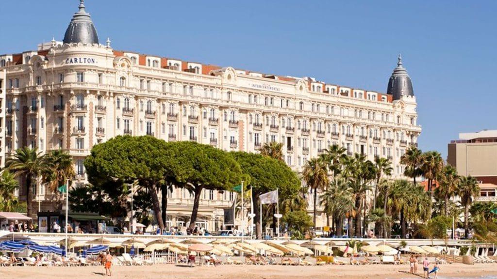 Hôtel InterContinental Carlton à Cannes