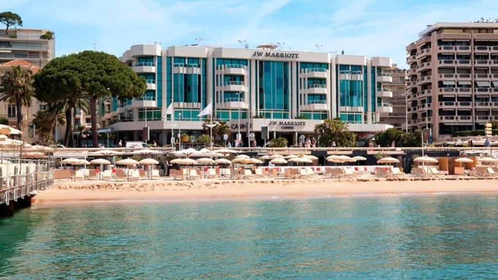 JW Marriott à Cannes