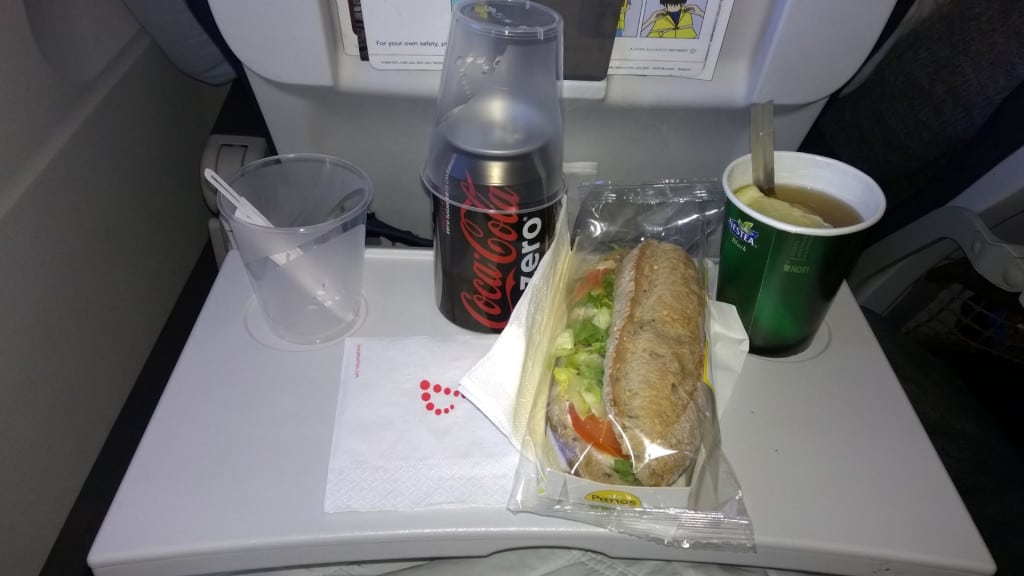 Avis sur Brussels Airlines