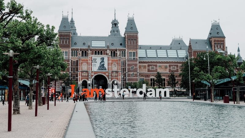 Amsterdam, aux Pays-Bas