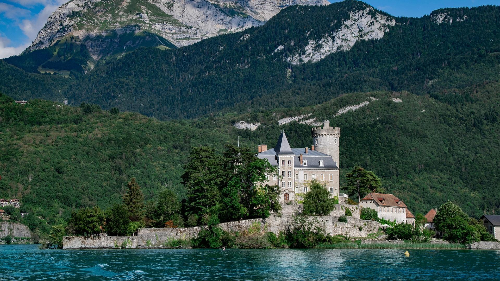 Annecy, en France