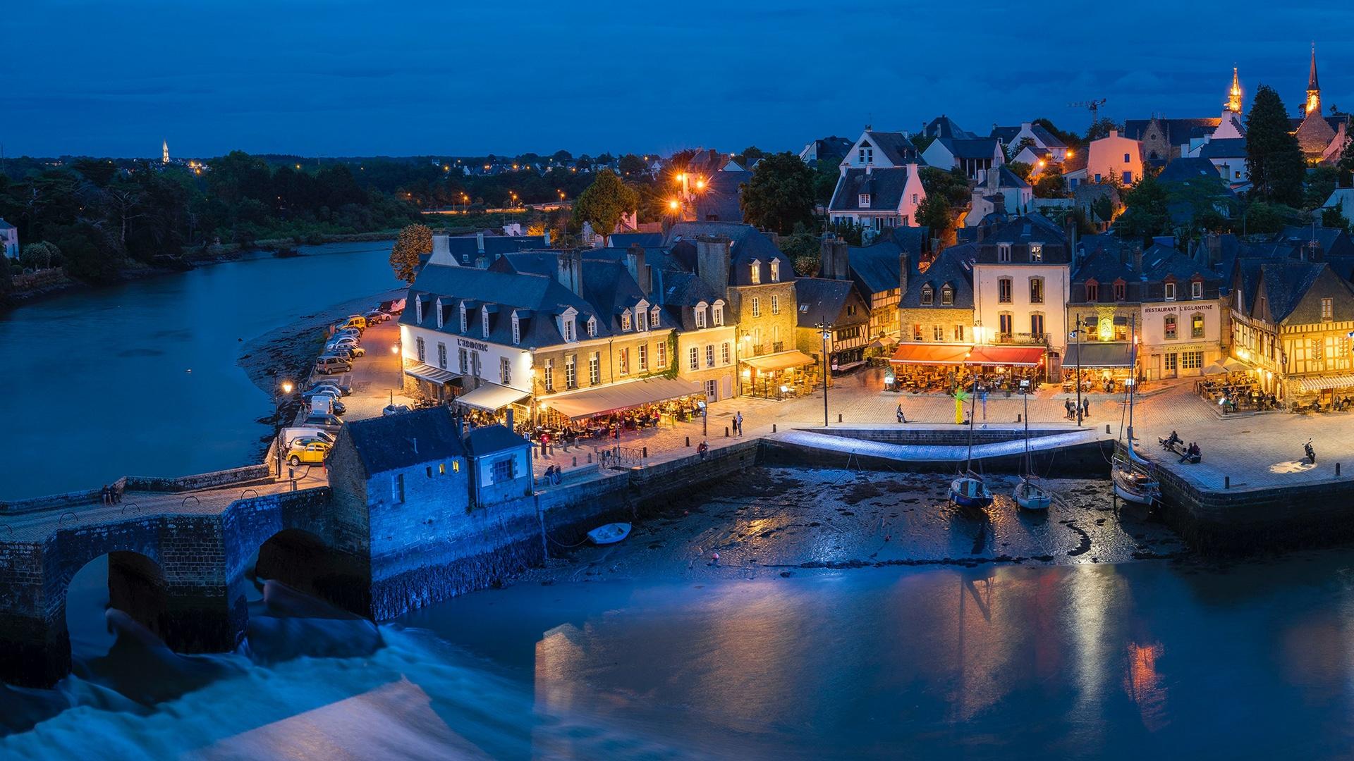 Auray, en France