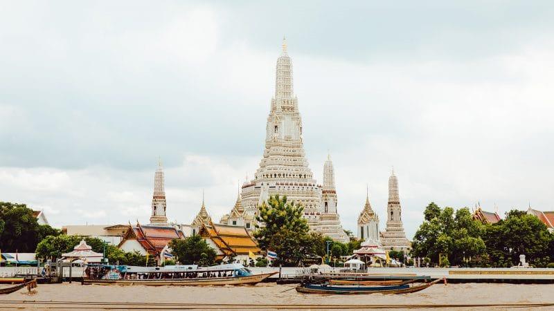 Bangkok, en Thaïlande