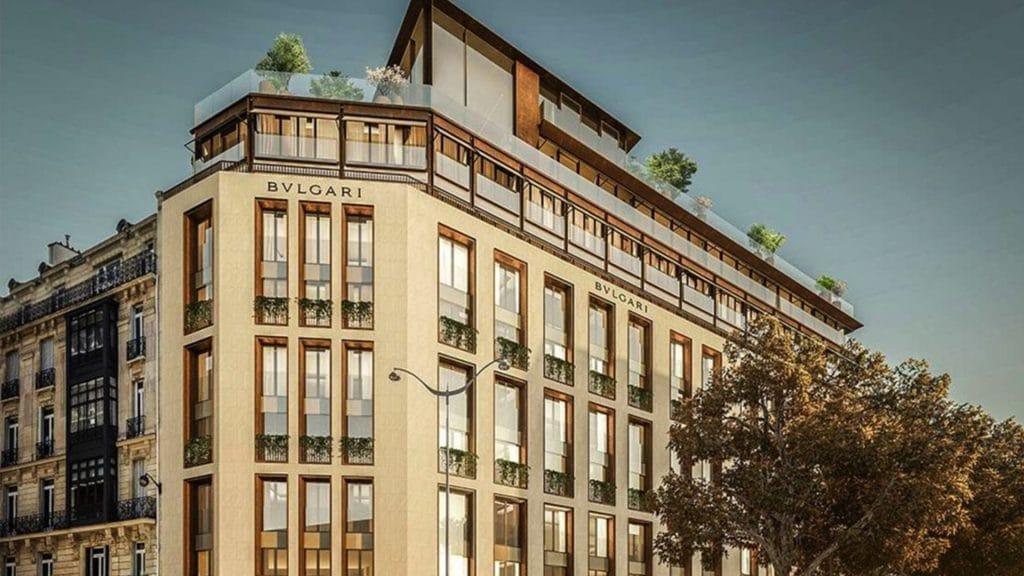 Bvlgari Hotel Paris