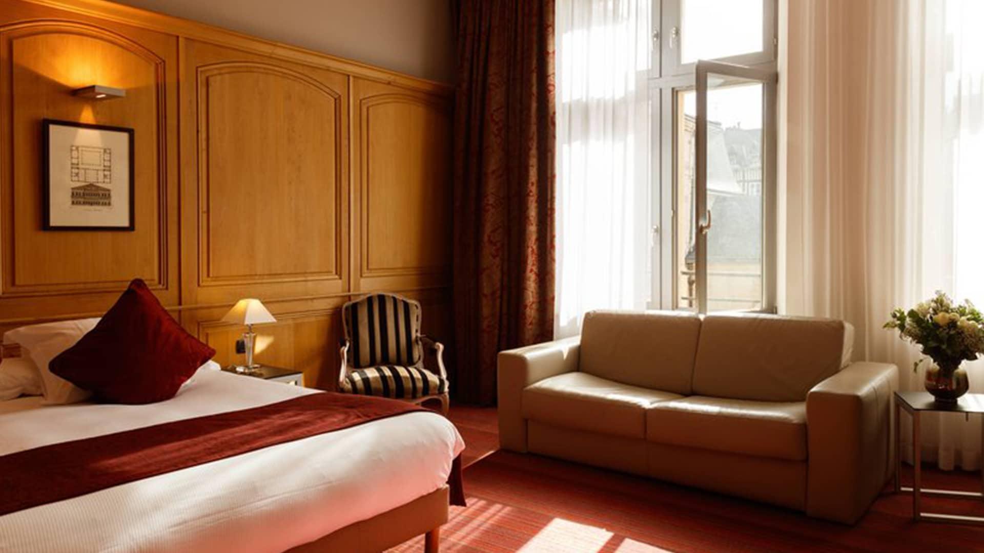 hôtel Bourgtheroulde Rouen