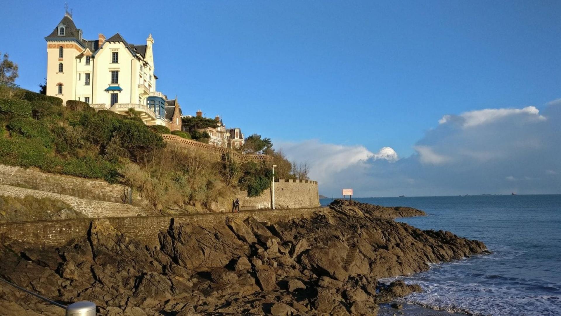Visiter Dinard, en France