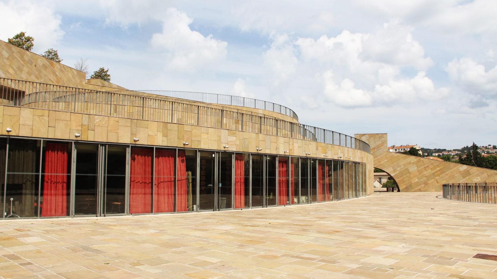 Visiter Aix-en-Provence : le Grand Théâtre de Provence