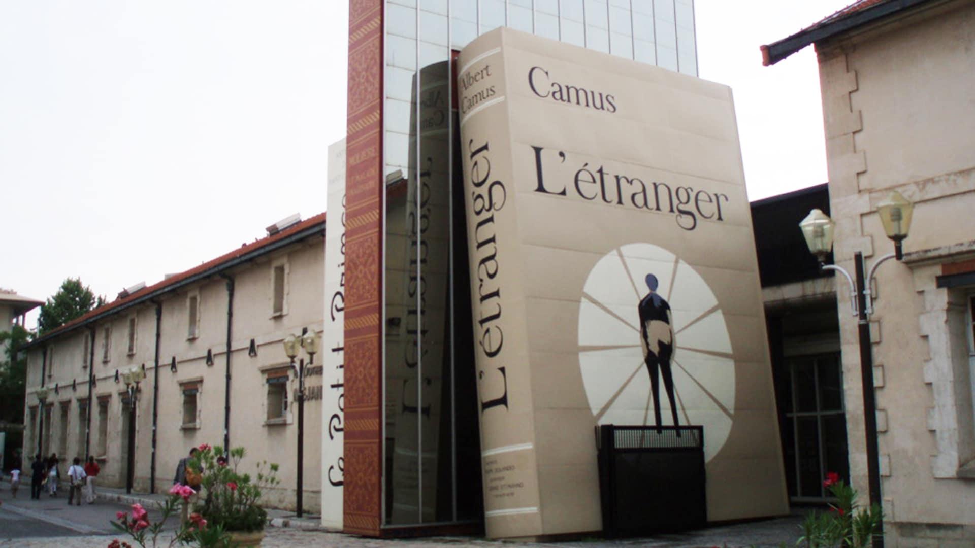 Visiter Aix-en-Provence : bibliothèque Méjanes