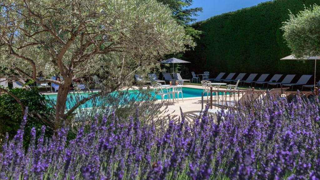 Auberge de Cassagne & Spa Avignon Small Luxury Hotel France