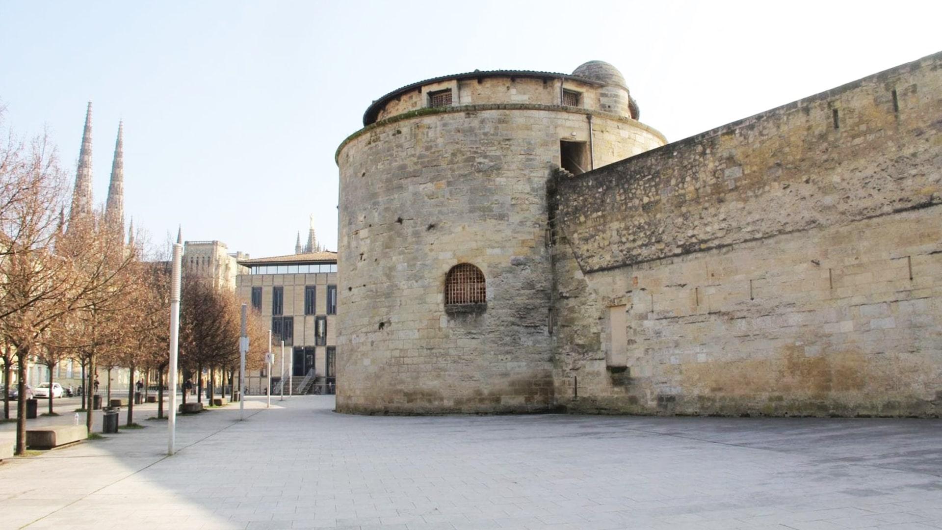 Visiter Bordeaux : Le château du Hâ