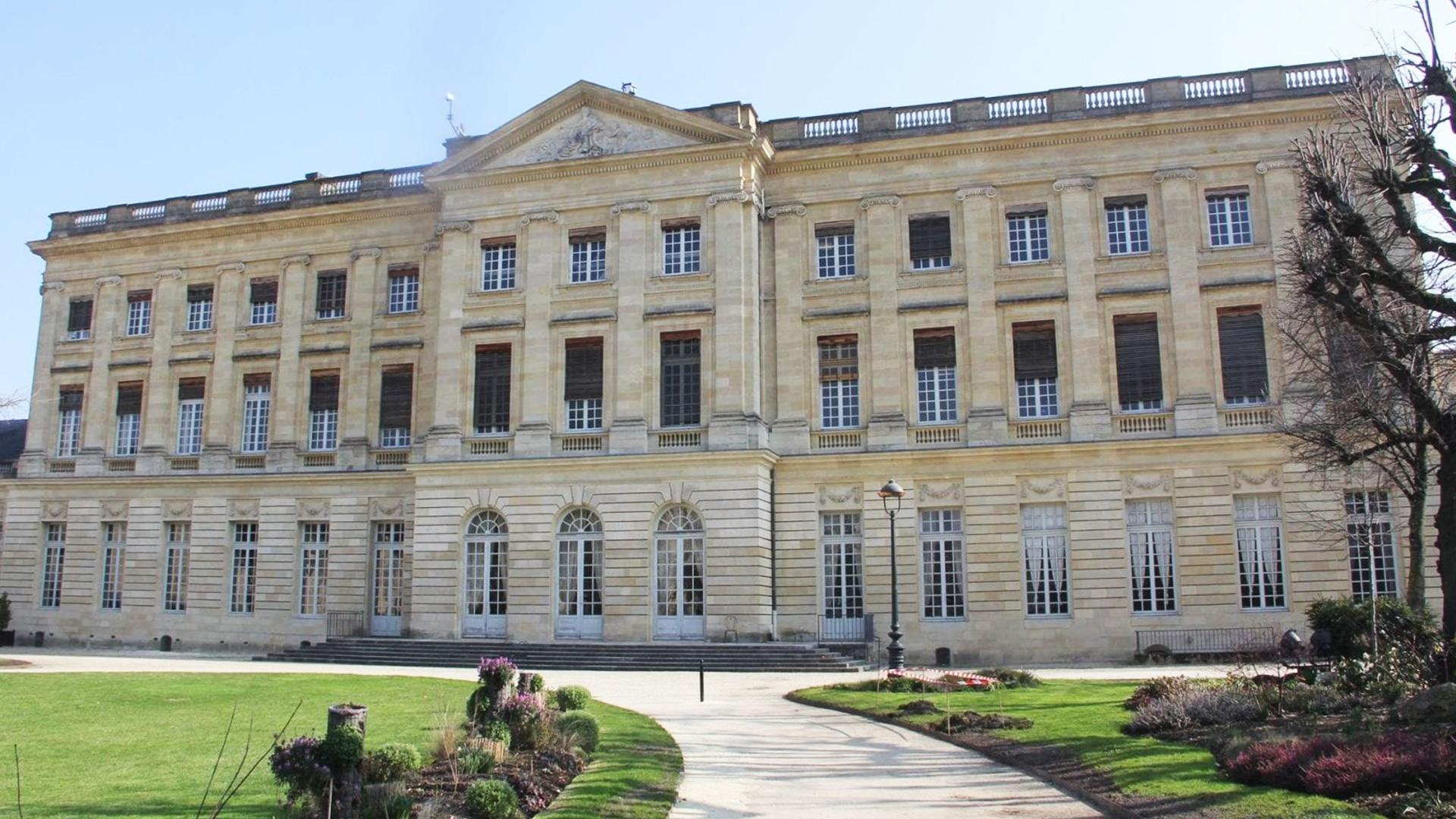 Visiter Bordeaux : le musée des Beaux-Arts
