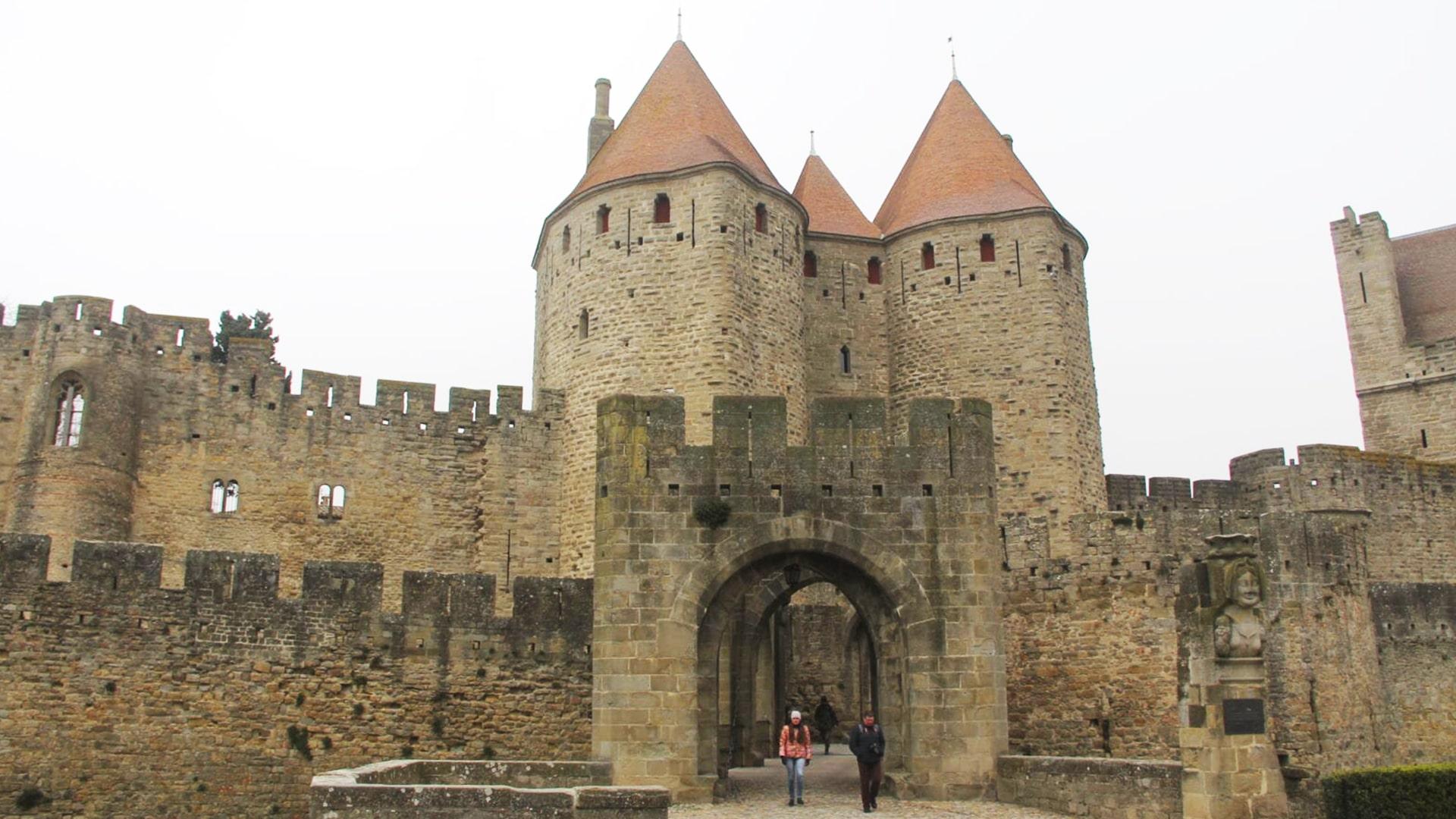 Visiter Carcassonne : la cité de Carcassonne