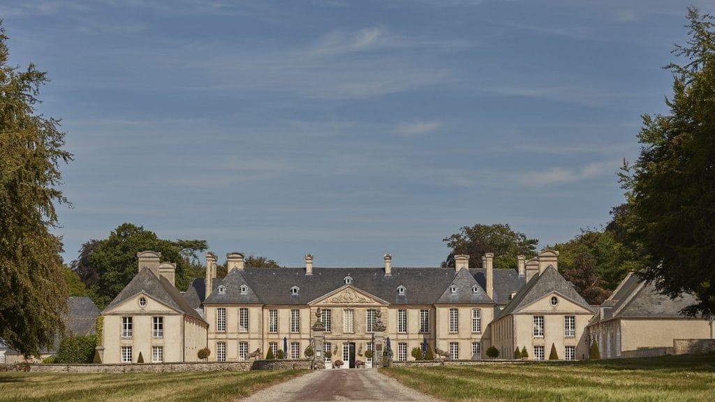 Hôtels spa de France : Château Audrieu