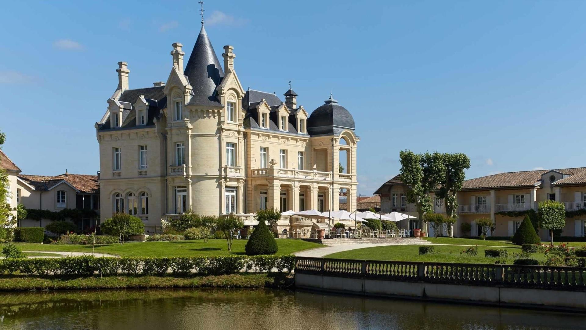 Château Grand Barrail