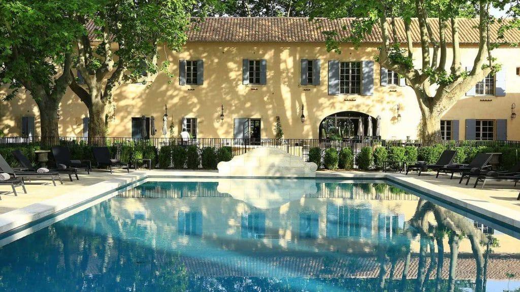 Hôtels spa en France : le domaine de Manville