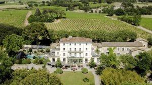 Hôtels spa de France : Domaine de Verchant