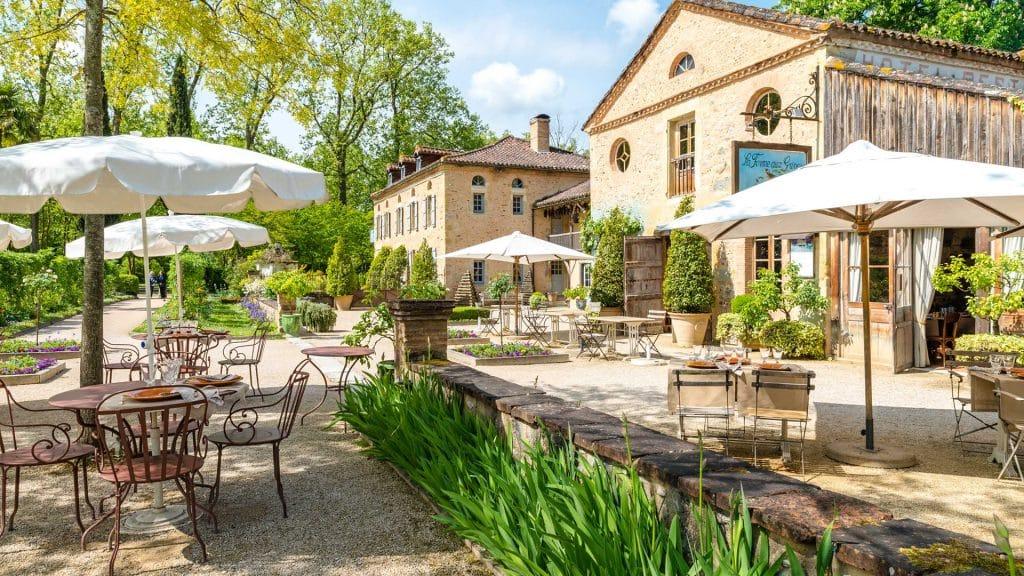 Hôtels spa de France : Les Prés d'Eugénie