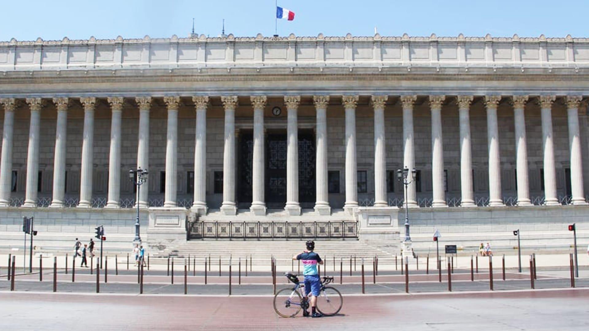Visiter Lyon : cour d'appel de Lyon