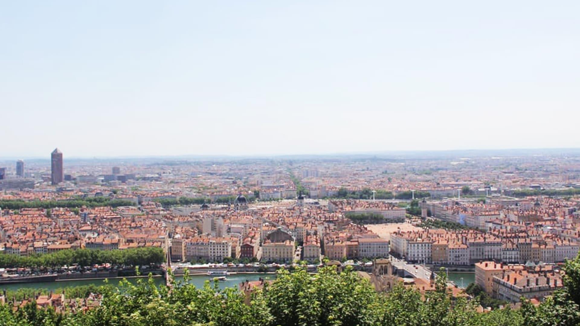 Visiter Lyon : Notre-Dame de Fourvière