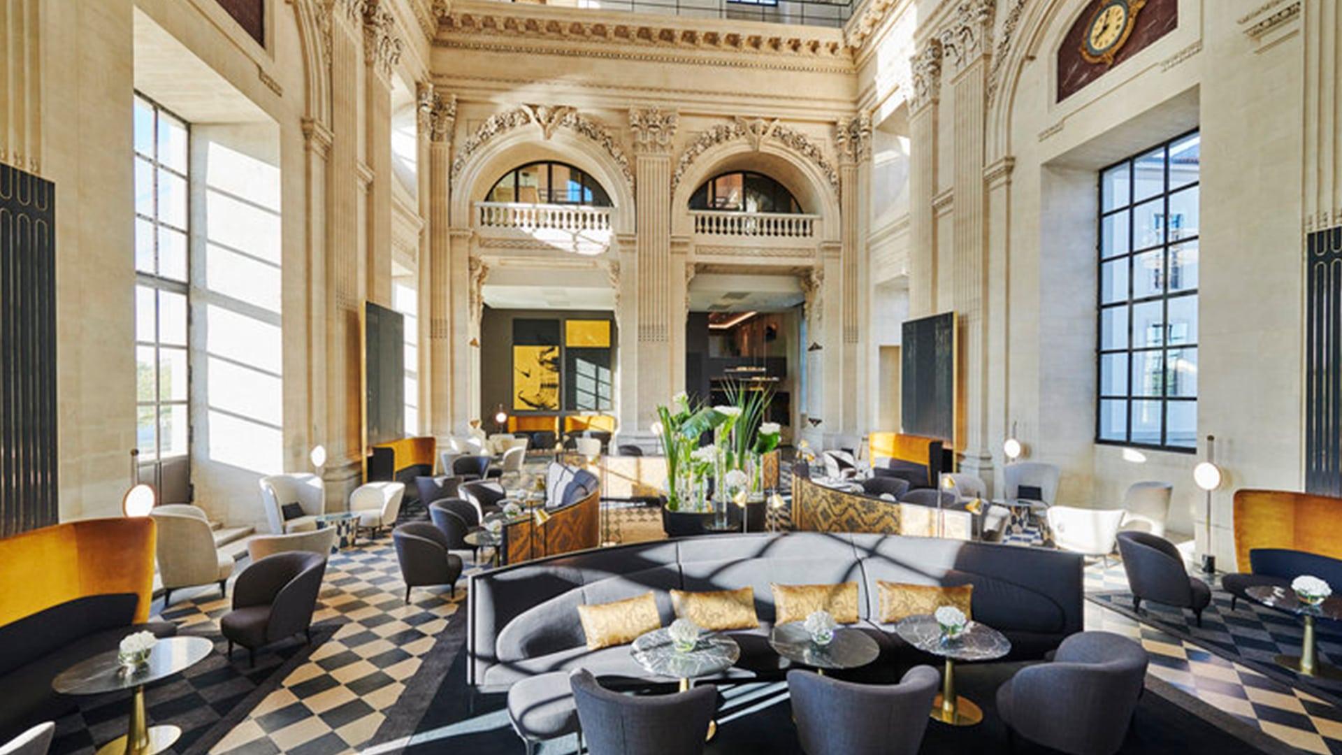 Hôtel 5 étoiles à Lyon